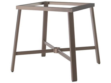 OW Lee Marin Aluminum Dining Table Base