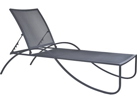 OW Lee Lennox Steel Stacking Chaise