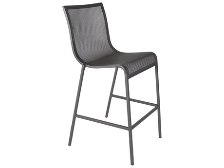 OW Lee Lennox Steel Armless Barstool