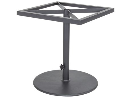 OW Lee Lennox Steel Dining Table Base