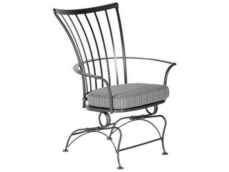 OW Lee Monterra Coil Spring Dining Chair Replacement Cushions