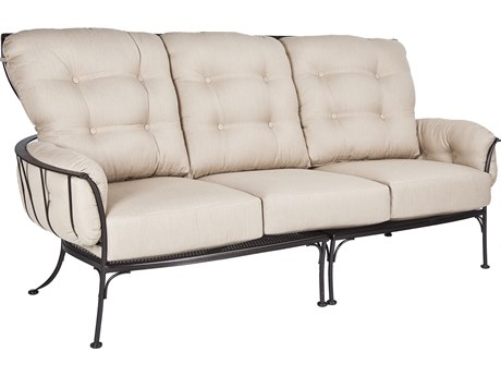 OW Lee Monterra Wrought Iron Sofa