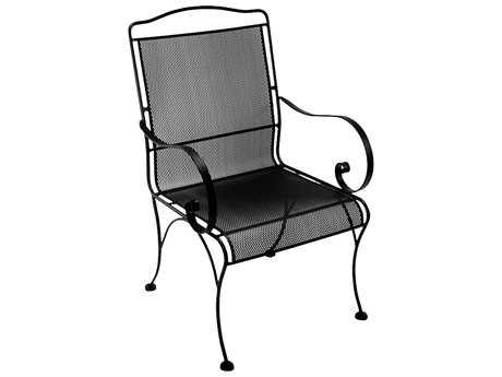OW Lee Avalon Wrought Iron Dining Chair