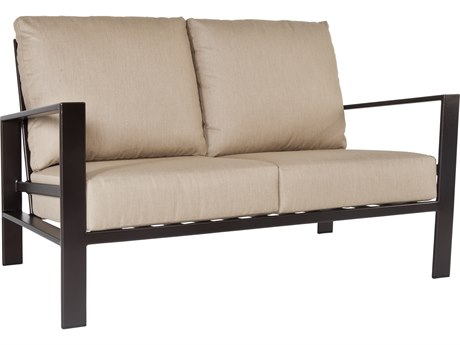OW Lee Gios Aluminum Loveseat