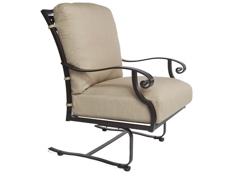 OW Lee Palisades Aluminum Spring Base Club Chair