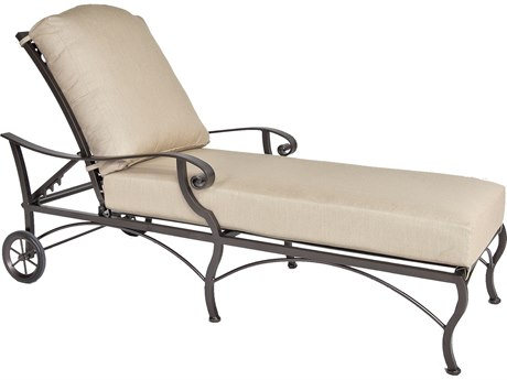 OW Lee Palisades Aluminum Chaise Lounge