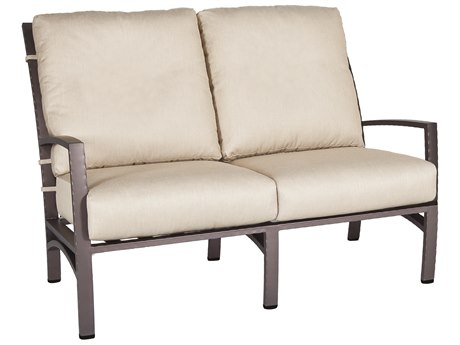 OW Lee Sol Wrought Iron Loveseat