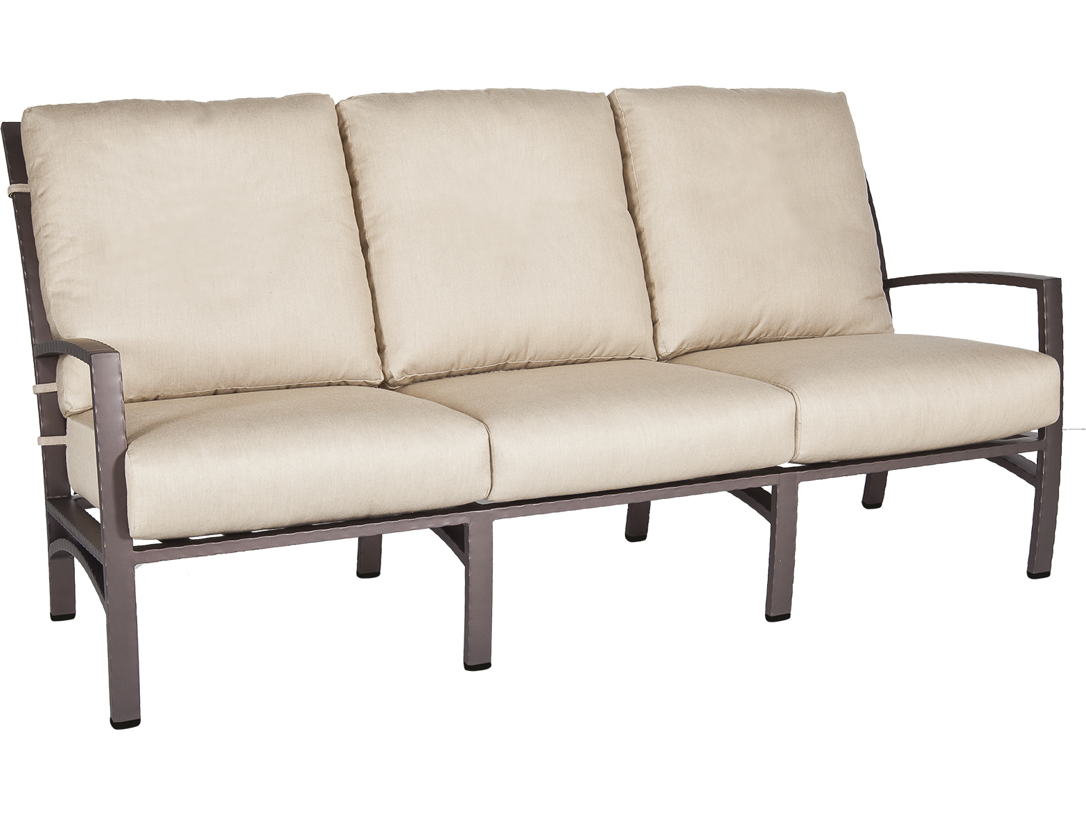 ow lee sol wrought iron sofa 48115 3s. Black Bedroom Furniture Sets. Home Design Ideas