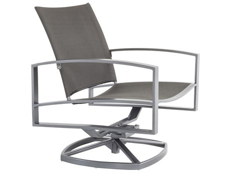 OW Lee Pacifica Steel Flex Comfort Swivel Rocker Lounge Chair