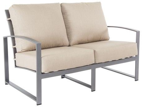 OW Lee Pacifica Steel Loveseat Chair