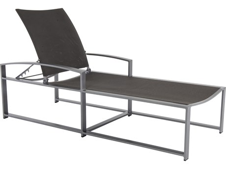 OW Lee Pacifica Steel Flex Comfort Chaise Lounge