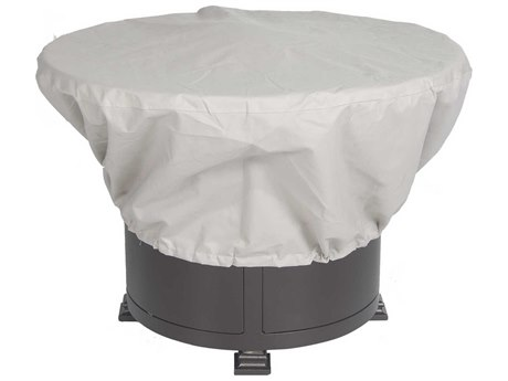 OW Lee Casual Fireside Fabric Cover for 36 Round Hearth top