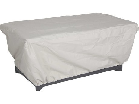 OW Lee Casual Fireside Fabric Cover for 45 x 26 Rectangle Hearth top