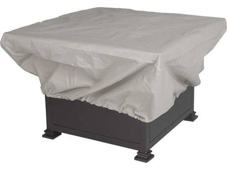 OW Lee Casual Fireside Fabric Cover for 36 Square Hearth top