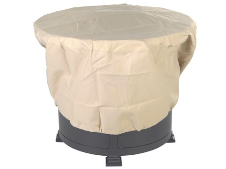 OW Lee Casual Fireside Fabric Cover for 30'' Round Hearth Top OW548030RD