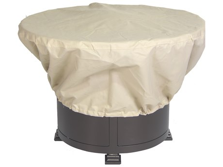 OW Lee Casual Fireside Fabric Cover for 36'' Round Hearth Top OW548036RD1