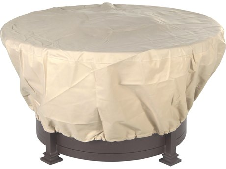 OW Lee Casual Fireside Fabric Cover for 42'' Round Hearth Top OW548042RD