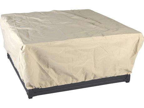 OW Lee Casual Fireside Fabric Cover for 42'' Square Hearth Top OW548042SQ