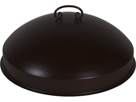 OW Lee Casual Fireside Wrought Iron Large Dome Cover PatioLiving