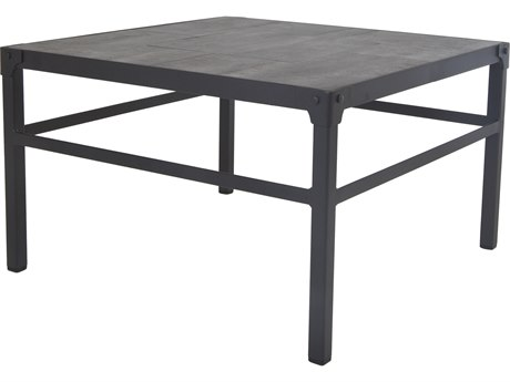 OW Lee Creighton Steel 30 Square Modular Table