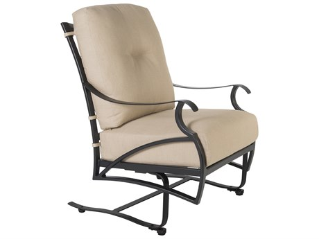 OW Lee Belle Vie Aluminum Spring Lounge Chair