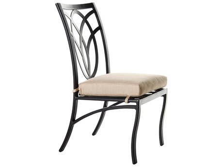 OW Lee Belle Vie Aluminum Dining Side Chair