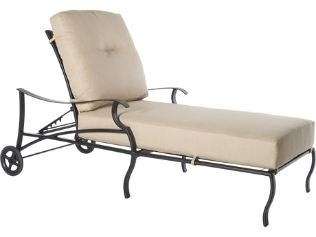 OW Lee Grand Cay Aluminum Adjustable Chaise Lounge