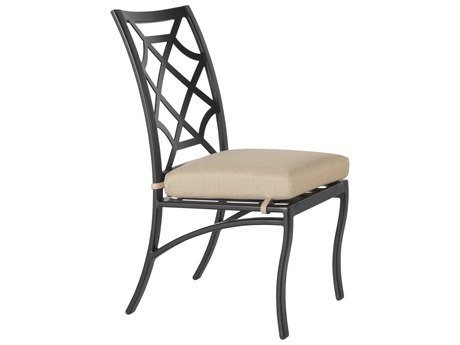 OW Lee Grand Cay Aluminum Dining Side Chair