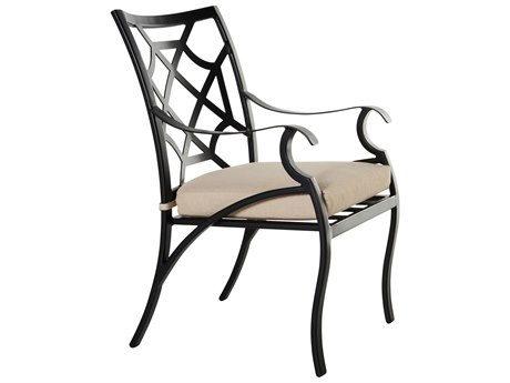 OW Lee Grand Cay Aluminum Dining Arm Chair