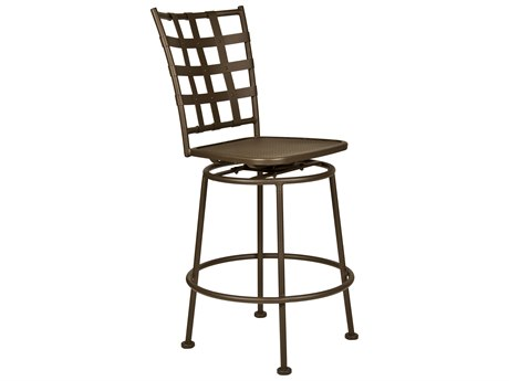 OW Lee Casa Wrought Iron Counter Stool