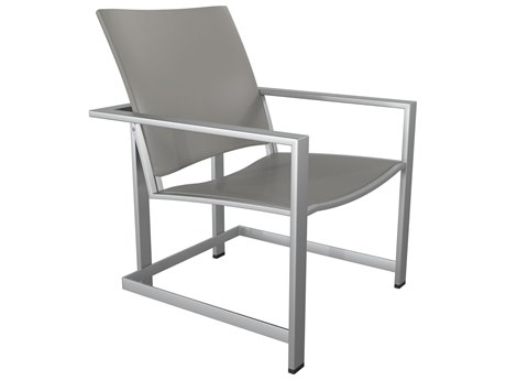 OW Lee Studio Aluminum Flex Comfort Lounge Chair