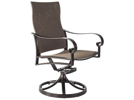 OW Lee Pasadera Steel Flex Comfort Swivel Rocker Arm Chair