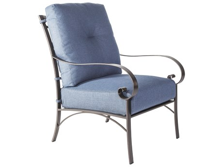 OW Lee Pasadera Steel Lounge Chair