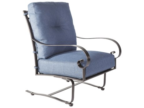 OW Lee Pasadera Steel Spring Base Lounge Chair