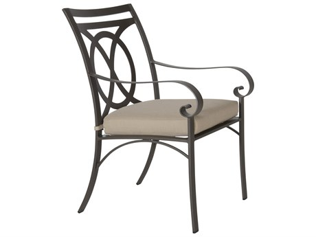 OW Lee Pasadera Steel Dining Arm Chair