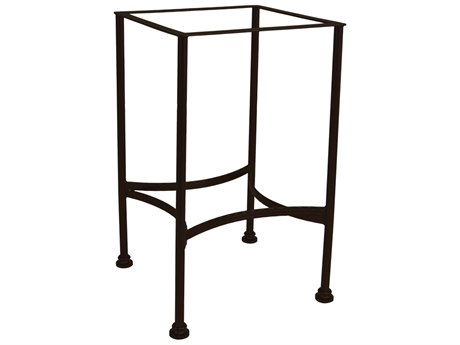 OW Lee Classico Wrought Iron Bar Height Table Base