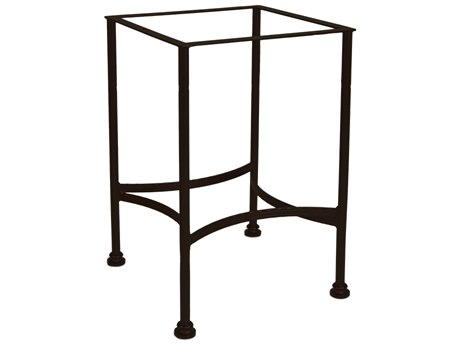 OW Lee Classico Wrought Iron Counter Height Table Base