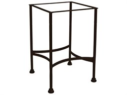 Classico Wrought Iron Counter Height Table Base