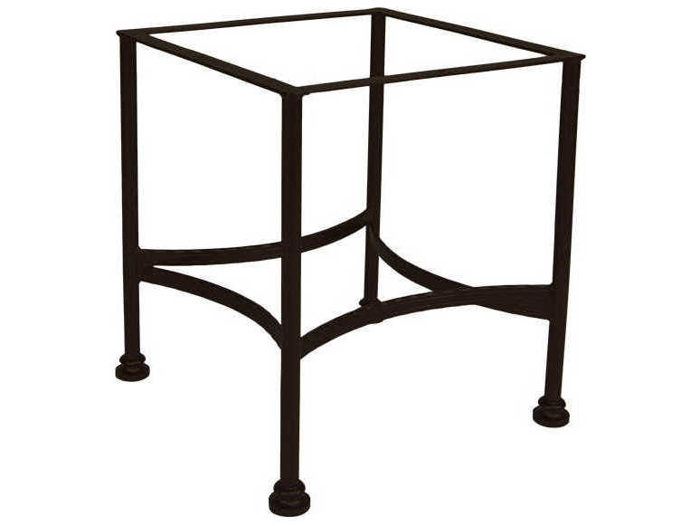 ow lee classico wrought iron dining table base 9 dt03. Black Bedroom Furniture Sets. Home Design Ideas