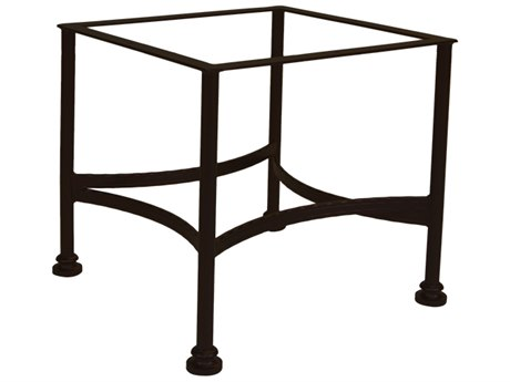 OW Lee Classico Wrought Iron Conversation Table Base