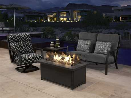 OW Lee Aris Aluminum Lounge Set