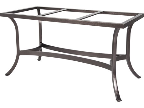 OW Lee Aluminum Dining Table Base