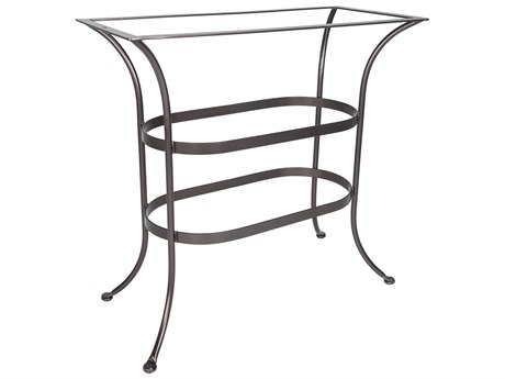 OW Lee Wrought Iron Bar Table Base