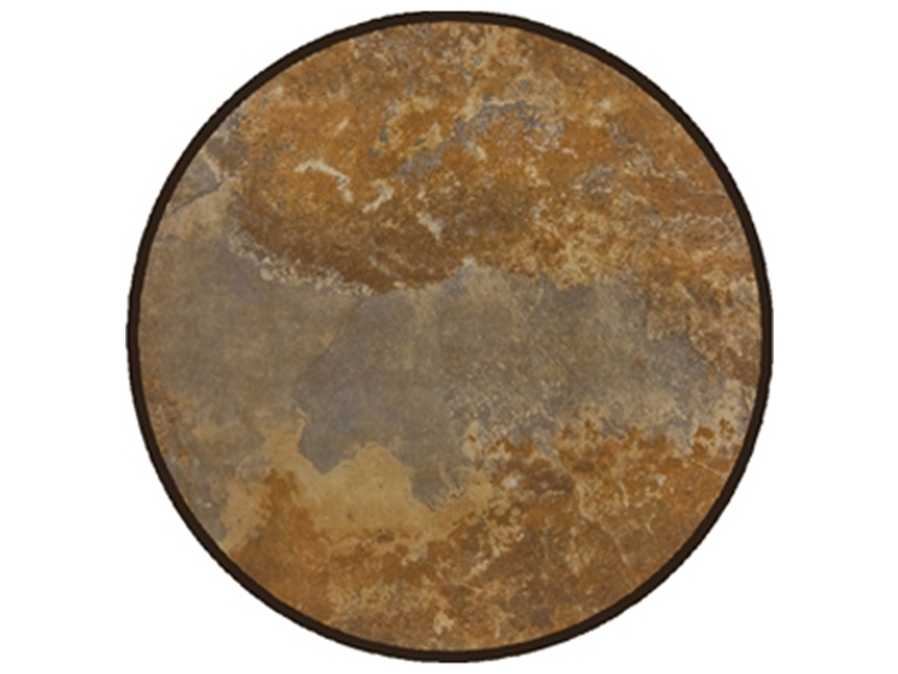 Ow Lee Casual Hammered Copper 30 Round Lazy Susan Owcp30ls
