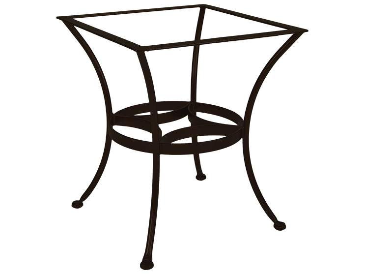 Wrought Iron Round Table.Ow Lee Wrought Iron Dining Round Table Base