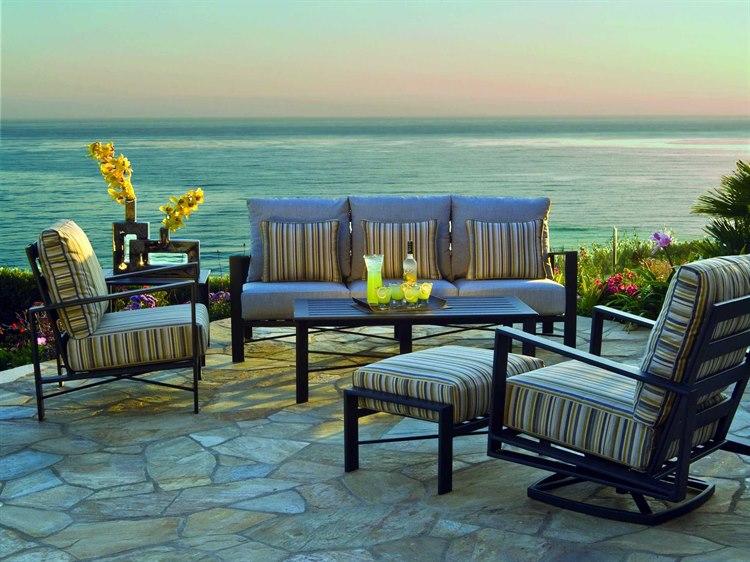 OW Lee Gios Aluminum Lounge Set
