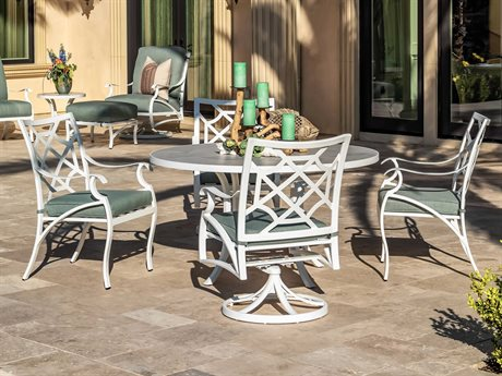OW Lee Grand Cay Aluminum Dining Set