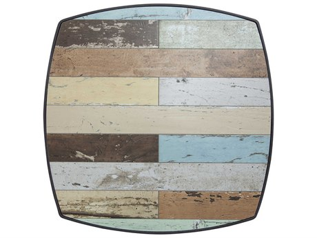 OW Lee Marina Porcelain 24 Square Table Top OWM24SQ