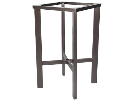 OW Lee Modern Aluminum Bar Table Base