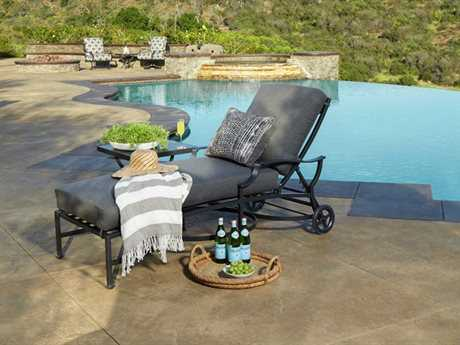 OW Lee Madison Aluminum Lounge Set